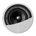 KEF CI200QR Ultra Thin Bezel In Ceiling Speaker 8 In Driver