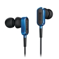 KEF M100RBL In Ear Hi Fi Earbud Racing Blue