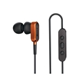 KEF M100SOR In Ear Hi Fi Earbud Sunset Orange
