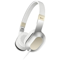 KEF M400CGL On Ear Hi Fi Headphone Champagne Gold