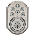 Kwikset 99100-005 Smartcode Z Wave Db Satin Nickel