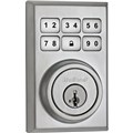 Kwikset 99100-012 Contemporary Smartcode Db Satin Chrome