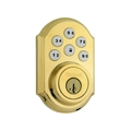 Kwikset 99100-015 Polished Brass Deadbolt Zigee