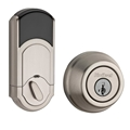 Kwikset 99100-062 Signature Sr Db Home Connect Satin Nickel