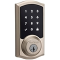 Kwikset 99160-002 916 Touch Screen Z-Wave Db Satin Nickel
