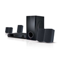 LG Bh5140S 3D Capable 5.1 Ch Home Theater System