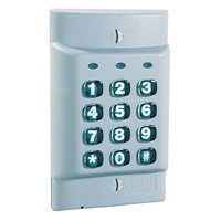 Linear 212Mp Indoor Outdoor Surface-Mount Keypad