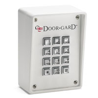 Linear 232R Indoor Outdoor Surface-Mount Ruggedized Keypad