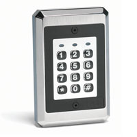 Linear 242Ilw Indoor Outdoor Flush-Mount Weather Resistant Keypad
