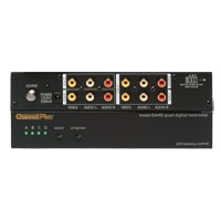 Linear 5445 Four- Ch Video Modulator