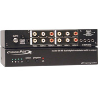Linear 5545 Four- Ch Video Modulator IR