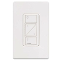 Lutron Pj2-Wall-Wh-L01 Pico With Faceplate/Wallmnt Kit Wht