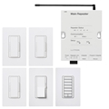 Lutron Rr-Fdn-Cl-Wh Adaptive Sys Package
