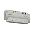 Panamax Sp8Av Surge Protector 8 With 6' AngLED Power Cord