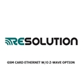Resolution Re927X-00 GSM Card Ethernet W/O Z-Wave Option