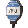 Ring Solar Security Sign Ring Pro Solar Sign Stickup