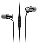 Sennheiser M2Ieiblk In Ear Headphone Chrome