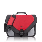 Solo Pt920-12 Active Messenger Padded compartment protects Laptops up to 17.3