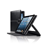 Solo Vta202-4 Solo Vintage Universal Fit Tablet Case Summit Universal Tablet Case fits tablets 5.5
