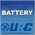 URC Universal Remote Batt-Mx5000 Battery For Mx5000