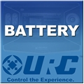 URC Universal Remote Batt-Mx980 Battery Mx980 950 810 880 890 1200