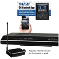 URC Universal Remote Mx-Ios Mrx Kit Includes Mx-Ios Mrx-2 Rfx-250
