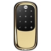 Yale Security YRD446ZW2605 Brass Assure Bluetooth Touch Screen Keyfree
