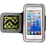 Allsop 31296 Iphone 5-5S Sports Armband Indian Border-Green