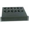 ATM 00-303-01 2-Rack High Cooling Fan-For High Heat Load