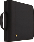 Case Logic Vnc-Blk Cd-DVD Binder 208 Capacity