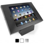 Compulocks Brands 101W202Enw iPad Table Wall Lockable Kiosk