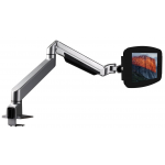 Compulocks Brands 660Reach224Senb Secure Space Enclosure Reach Articulating Arm Kiosk iPad 2 3 4