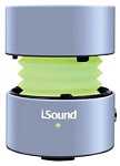iSound 5316  Bluetooth Portable Speaker Silver