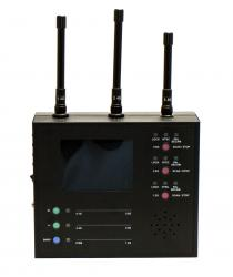 Pro Wireless Camera Detector MiniGadgets Counter Surveillance CDPRO