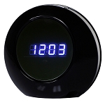 MiniGadgets Miniclockdeluxe Modern Digital Clock Spy Camera