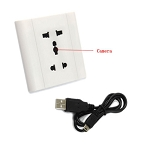 MiniGadgets Vasocket Covert Travel Wallplate Camera Hidden Camera