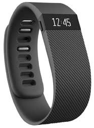Fitbit Fb404Bkl Charge Activity Tracker