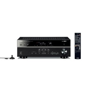 Yamaha Rx-V477 5.1 Ch Network A/V Home Theater Receiver