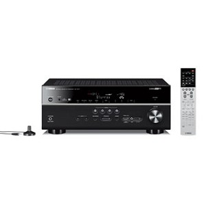 Yamaha Rx-V677 7.2 Ch Network A/V Home Theater Receiver